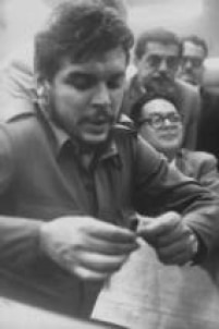 Che Guevara durante sua visita ao Rio de Janeiro, 1961