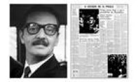 <a href='http://https://acervo.estadao.com.br/pagina/#!/19610131-26309-nac-0048-999-48-not' target='_blank'>Eleito em 1960</a>, com uma plataforma que prometia varrer a corrupção do País,<a href='http://https://acervo.estadao.com.br/noticias/personalidades,janio-quadros,558,0.htm' target='_blank'>Jânio Quadros</a>conduziu um governo marcado pelo conservadorismo dos costumes e pela guinada na diplomacia brasileira, marcada pela aproximação compaíses socialistas no contexto da Guerra Fria. Em agosto de 1961, com o apoio político reduzido e declarando-se perseguido, Jânio renuncia.