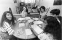 As cantoras Suzana Salles, Vânia Bastose NáOzetti,São Paulo, SP, 17/3/1989.