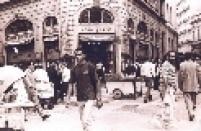 Na administração do Prefeito Prestes Maia (1938-1945), foi construída uma passagem ligando a Praça ao Vale do Anhangabaú, local hoje conhecida por Galeria Prestes Maia.
