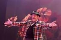 """Em 2013 participou do espetáculo musical """"O Mágico de Oz"""", no Teatro Alfa, em São Paulo"""