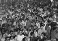 Baile de carnaval no Tênis Clube de São Paulo, muita alegria, música e confete, década de 1950