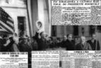 <a href='http://acervo.estadao.com.br/pagina/#!/19321110-19335-nac-0012-999-12-not/busca/Roosevelt' target='_blank'>Eleição: 1932</a>/<a href='http://acervo.estadao.com.br/pagina/#!/19361105-20575-nac-0002-999-2-not/busca/Roosevelt' target='_blank'>Reeleição 2º mandato:1936</a>/<a href='http://acervo.estadao.com.br/pagina/#!/19401107-21832-nac-0016-999-16-not/busca/Roosevelt' target='_blank'>Reeleição 3º mandato:1940</a>/<a href='http://acervo.estadao.com.br/pagina/#!/19441108-23050-nac-0014-999-14-not/busca/ROOSEVELT' target='_blank'>Reeleição 4º mandato:1944</a>/ Partido:Democrata