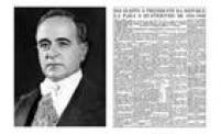 <a href='http://https://acervo.estadao.com.br/noticias/personalidades,getulio-vargas,520,0.htm' target='_blank'>Getúlio Vargas</a>assume o governo.Acusado de ser contra a ordem constitucional, enfrenta oposição de paulistas durante a<a href='http://https://acervo.estadao.com.br/noticias/acervo,rotogravura-revela-bastidores-da-revolucao-de-1932,11238,0.htm' target='_blank'>Revolução Constitucionalista de 1932</a>. A revolta paulista é derrotada, mas Vargas assume o compromisso de promulgar uma nova constituição e convoca uma constituinte para 1934. É, então, <a href='http://https://acervo.estadao.com.br/pagina/#!/19340718-19858-nac-0001-999-1-not' target='_blank'>eleito presidente indiretamente</a>pelo Congressopara o quatriênio de 1934 a 1938.