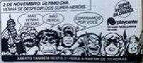 Apresentações com osheróis da Marvel marcaram os eventos do Dia da Criança no parque de diversões<a href='http://acervo.estadao.com.br/noticias/acervo,era-uma-vez-em-sp-playcenter,11217,0.htm' target='_blank'>Playcenter</a>, em 1981.