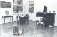 Exposição no Museu da Casa Brasileira aos escritores brasileiros.