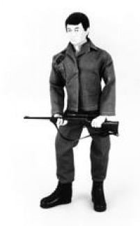 Boneco action figure  G.I.Joe, 1964.