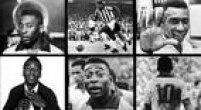 O rei do futebol em imagens selecionadas pelo Acervo Estadão
