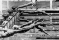 Prova de natação femininanos<a href='http://acervo.estadao.com.br/pagina/#!/19751014-30845-nac-0028-999-28-not/busca/Pan+M%C3%A9xico' target='_blank'>Jogos Panamericanos doMéxico</a>, 1975