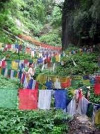Patrimônio Misto.O lugar onde natureza e mitos se misturam o tempo todo. Localizado no coração da Cordilheira do Himalaia, no Estado de Sikkim, o Parque Nacional de Khangchendzonga tem o terceiro maior pico do mundo, o Monte Khangchendzonga, além de florestas antigas, montanhas cobertas de neve, geleiras, lagos e vales. É nesse cenário que mitos e histórias sagradas ganharam força a partir da adoração de povos indígenas, integradas às tradições budistas