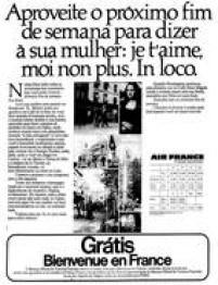 <a href='http://https://acervo.estadao.com.br/pagina/#!/19731107-30249-nac-0011-999-11-not/busca/je+t'aime' target='_blank'>Anúncio da Air France</a>brincando com o título da música 'Je t'aime... moi non plus'