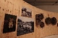 Museu Afro Brasileiro, inaugurado em 2004 no Pavilhão Padre Manoel da Nóbrega, originalmente denominado Pavilhão das Nações, dentro do Parque do Ibirapuera.