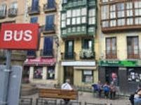 O município de Estella, em Navarra, tem construções encantadoras.