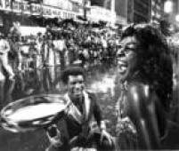 Desfile de Escolas de Samba no Carnaval de São Paulo, 1974