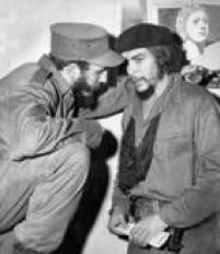 <a href='http://acervo.estadao.com.br/noticias/personalidades,fidel-castro,708,0.htm' target='_blank'>Fidel Castro</a>conversa com Che Guevara, Havana, Cuba ,1959.