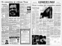 O Estado de S.Paulo de<a href='http://acervo.estadao.com.br/pagina/#!/19681108-28707-nac-0008-999-8-not' target='_blank'>08/11/1968</a>e de<a href='http://acervo.estadao.com.br/pagina/#!/19721108-29940-nac-0001-999-1-not/busca/Nixon' target='_blank'>08/11/1972</a>