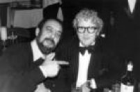 Luiz Carlos Miele e Jô Soares em 19/7/1988
