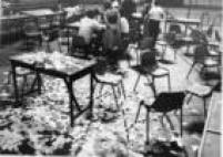 Apuração dos votos das eleições para o governo do Estado de SP em 1990.