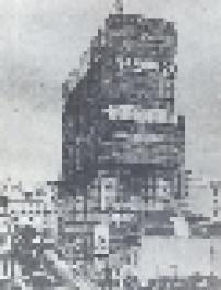 Edifício Martinelli foi idealizado pelo italiano Giuseppe Martinelli e sua construção começou em 1924.