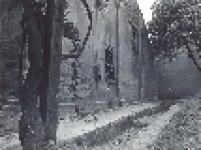Casa do Tatuapé em fevereiro de 1981, pouco após sua abertura para visitação