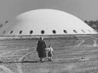 Pavilhãono ano de sua inauguração em 1954