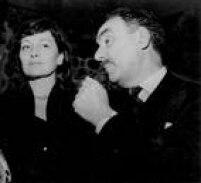 Imagem do casla Lina Bo Bardi e Pietro Maria Bardi
