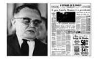 O marechal<a href='http://https://acervo.estadao.com.br/noticias/personalidades,castelo-branco,554,0.htm' target='_blank'>Humberto Castelo Branco</a>foi o primeiro presidente da<a href='http://https://acervo.estadao.com.br/noticias/topicos,ditadura-militar,875,0.htm' target='_blank'>ditatura militar</a>.Escolhido pelos militares, o Castelo Branco teve seu nome<a href='http://https://acervo.estadao.com.br/pagina/#!/19640412-27292-nac-0001-999-1-not' target='_blank'>referendado</a>pelo Congresso. Durante o mandato foi criado o Serviço Nacional de Informações, foram extinguidos os partidos políticos, editados os Atos Institucionais número 2, 3 e 4 e uma nova Constituição foi promulgada.