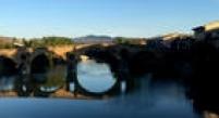 A Ponte dos Peregrinos, em Puente la Reina, rende belos cliques.