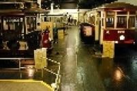 O Museu do Transporte tem 1.700 metros quadrados e fica em um antigo espaço da Companhia Municipal de Transportes Coletivos adaptado para receber o museu.