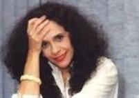 Cantora em foto de 1993
