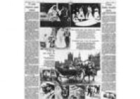 Cobertura do casamento do príncipe Charles e princesa Diana no Jornal da Tarde de 30/7/1981.