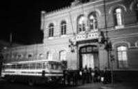 Estudantes presos na PUC chegam ao Batalhão Tobias Aguiar, 22/9/1977.