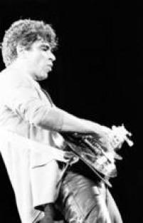 Lulu Santos no Rock in Rio I, 18/01/1985.