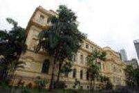 Prédio da atual Secretaria de Estado da Educação foi inaugurado em 1894