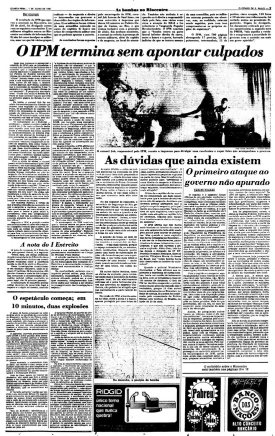 > Estadão - 01/7/1981
