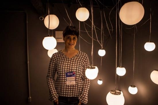 Segundo dia do encontro Pró-PME. No segundo painel: Inovacao na pratica. com Isabela Raposeira (Coffe Lab) Rafael Arbex (ESTADÃO)