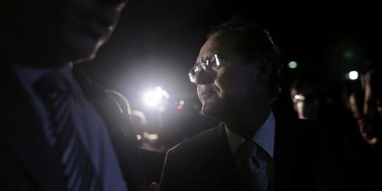 Renan Calheiros tem dito a pessoas próximas que tema 'não é prioridade'