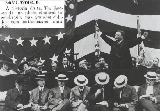 Posse:1901/ Eleição:1904/ Partido: Republicano