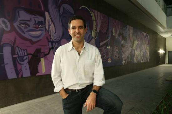 David Vélez, fundador e CEO do Nubank, é um dos responsáveis pela cultura organizacional da startup. Foto: Alex Silva/Estadao