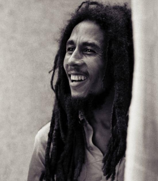 Bob Marley, Montego Bay, Jamaica, 1979. Foto: Reuters