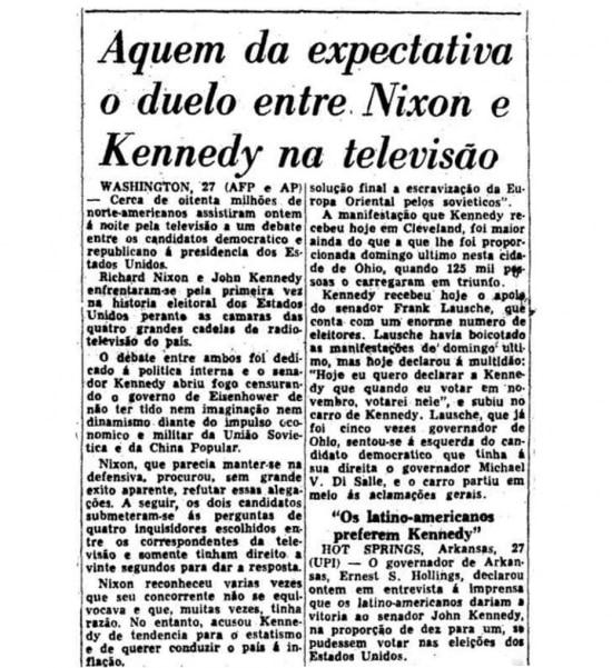 >Estadão 28/9/1960