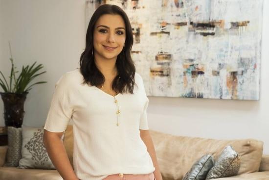 A administradora Diana Benfatti iniciou sua carreira como planejadora financeira em 2014. Foto:Marcela Guedes/Divulgação