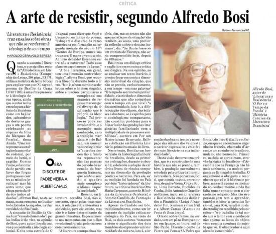 > Estadão - 29/9/2002