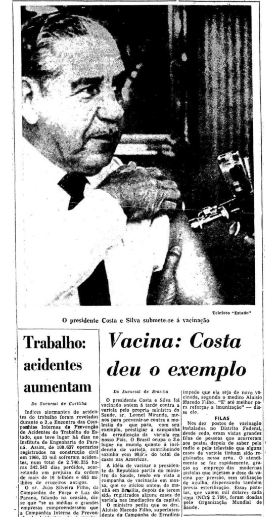 > Estadão - 24/6/1967