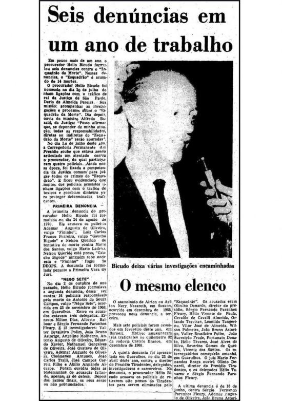 O Estado de S.Paulo - 03/8/1971