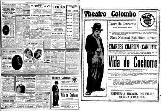 > Estadão 13/10/1920
