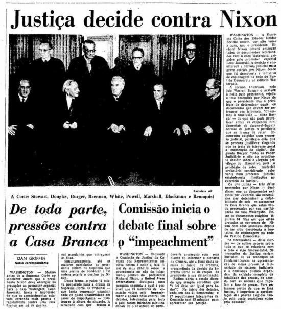 O Estado de S.Paulo - 25/7/1974 Clique aqui para ver a página
