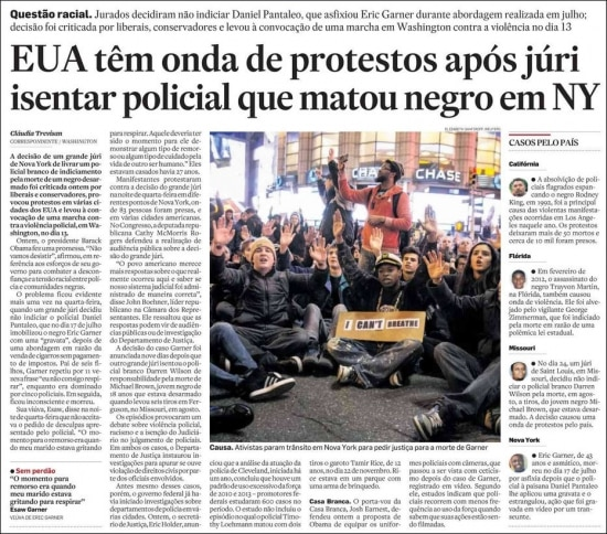>Estadão- 04/12/2014