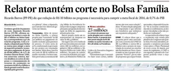 >> Estadão - 12/12/2015