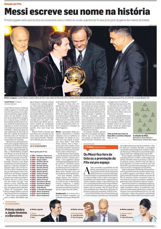 Estadão- 10/01/2012